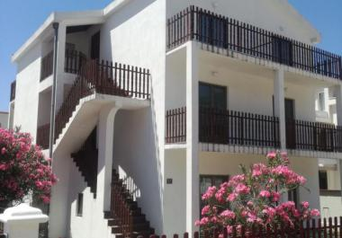 Mini-hotel in center Sutomore with 14 rooms