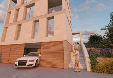 Invest project of building a house in center of Tivat